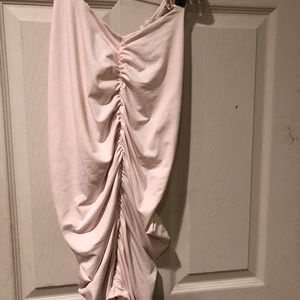 Oh polly ruched dress size 4